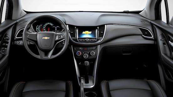 Chevrolet Trax 2018 interior