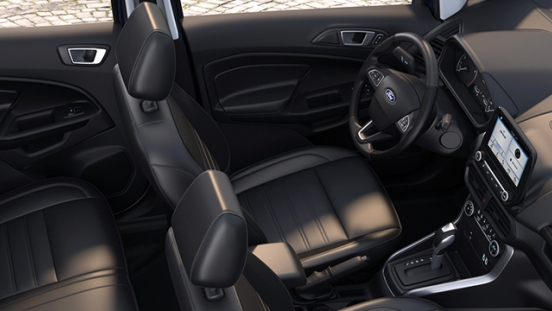 Ford EcoSport 2019 cabin