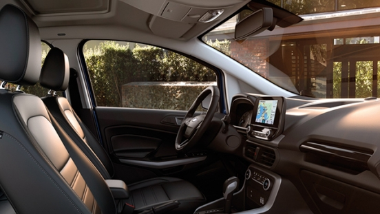 Ford EcoSport 2019 seat