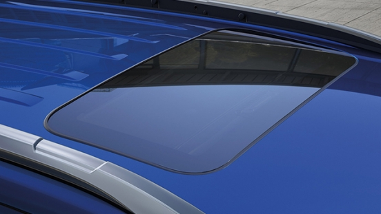 Ford EcoSport 2019 sunroof