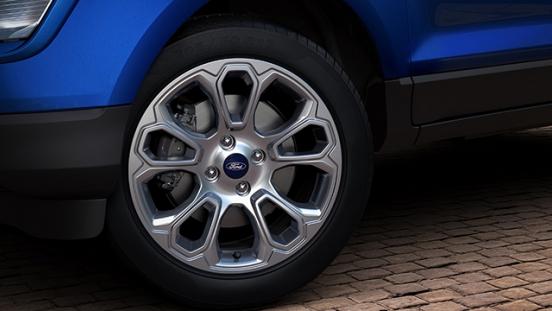 Ford EcoSport 2019 wheel