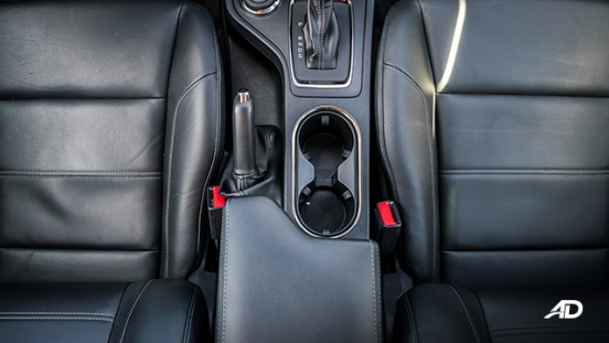 ford everest review road test cupholders interior philippines