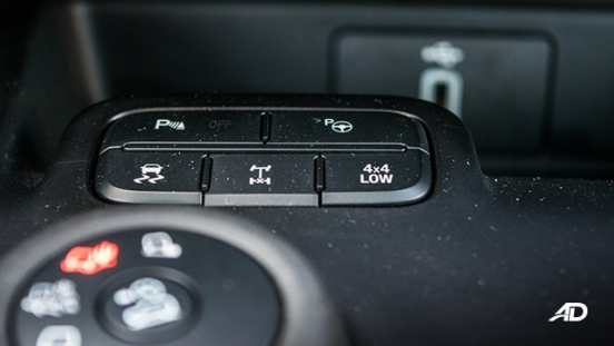 ford everest review road test sensors interior philippines