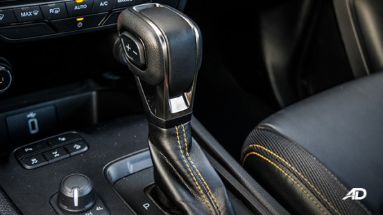 ford ranger road test interior gear lever