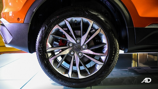Geely Coolray exterior wheels