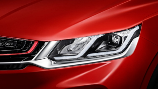 Geely Coolray LED Headlamps