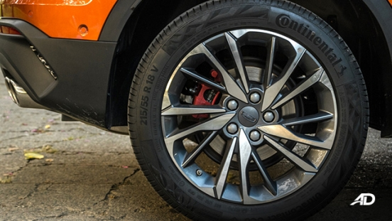 geely coolray road test review alloy wheels exterior philippines