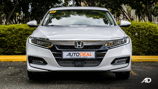honda accord exterior front philippines