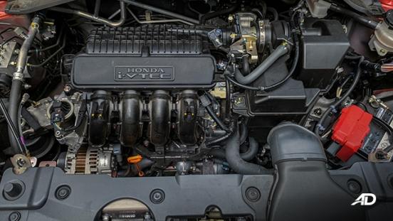 honda br-v road test review gasoline engine philippines