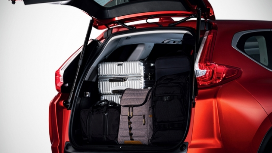Honda CR-V 2018 tailgate