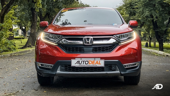honda cr-v review road test front exterior