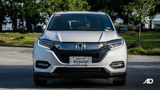 honda hr-v review road test front exterior