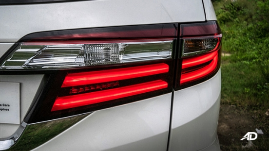 honda odyssey review road test led taillights exterior philippines