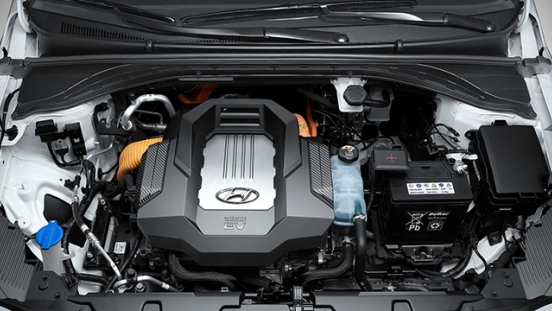 Hyundai Ioniq 2018 engine