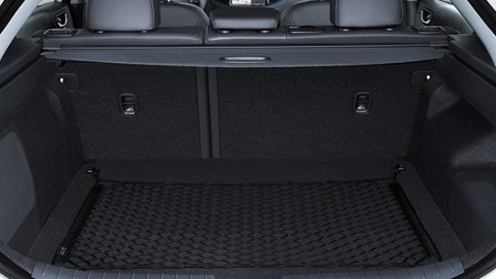 Hyundai Ioniq 2018 trunk