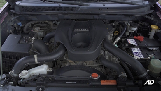 isuzu d-max review road test diesel engine philippines