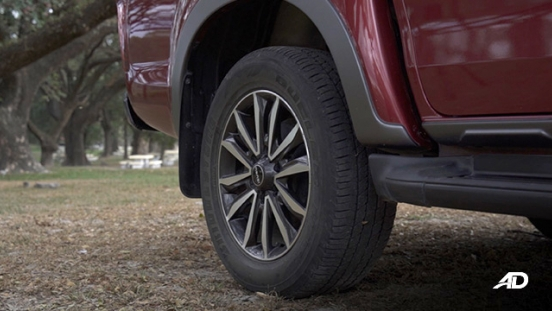 isuzu d-max review road test wheels exterior philippines