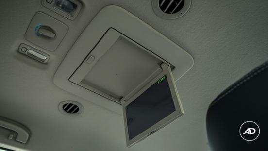 Isuzu mu-X 2018 monitor