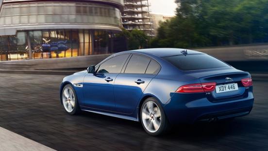 Jaguar XE 2018 Philippines blue
