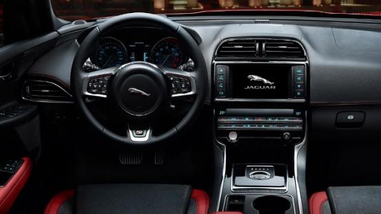 Jaguar XE 2018 Philippines interior