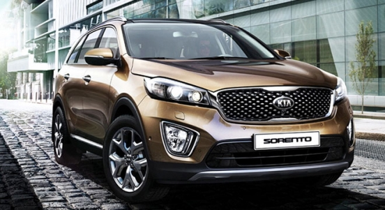 Kia All-New Sorento 2018