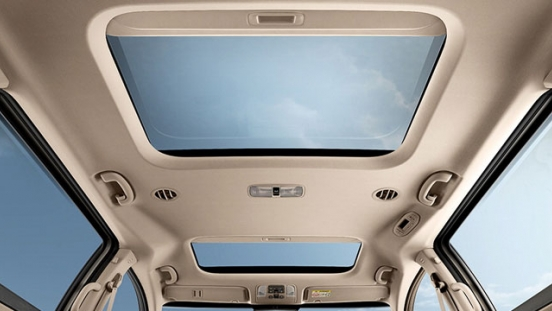 Kia Grand Carnival 2018 sunroof