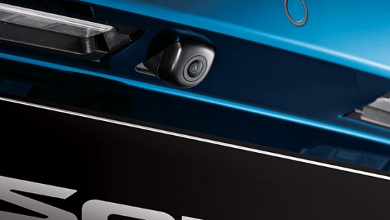 Kia Soluto Philippines Backup Camera