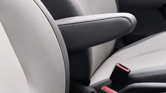 Kia Soluto Philippines Interior Front Arm Rest