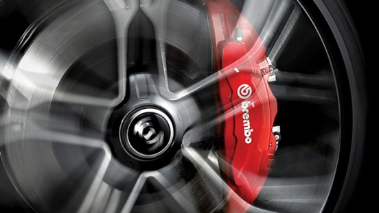Kia Stinger Philippines Brembo Brake Calipers