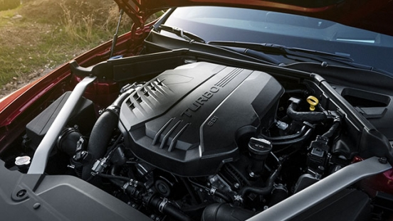 Kia Stinger Philippines engine