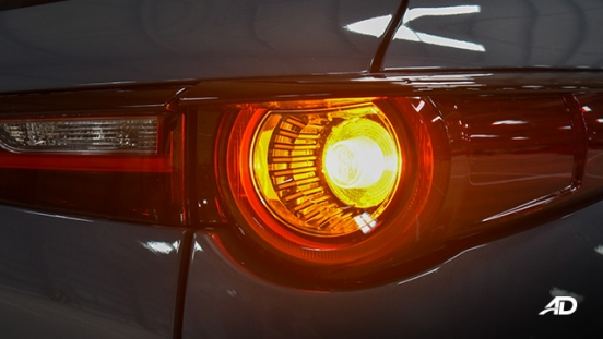 mazda cx-30 beauty shot led taillights exterior