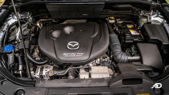 mazda cx-5 road test diesel engine philippines