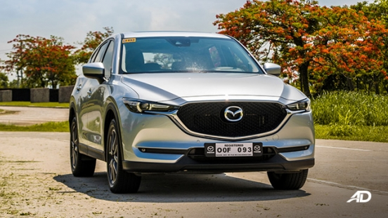 mazda cx-5 road test exterior beauty philippines