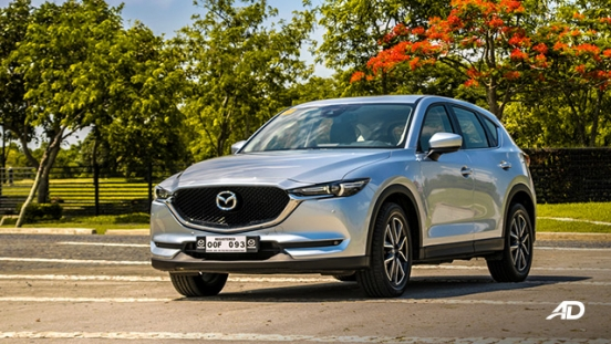mazda cx-5 road test exterior beauty shot