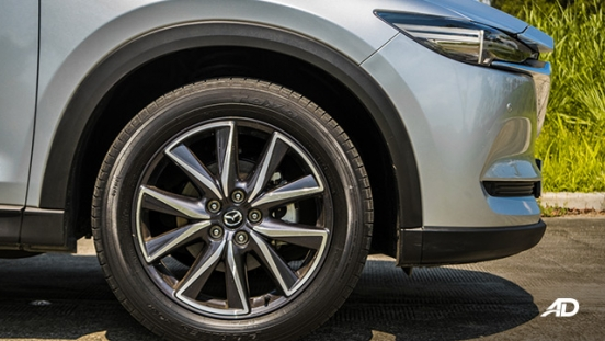 mazda cx-5 road test exterior wheels