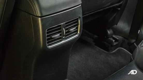mazda cx-5 road test interior air-conditioning vents