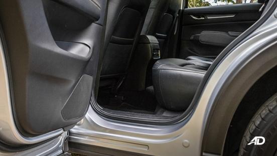 mazda cx-5 road test interior rear cabin
