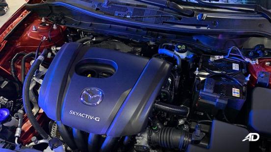 Mazda2 sedan launch philippines gasoline engine