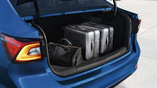 MG 5 trunk interior philippines