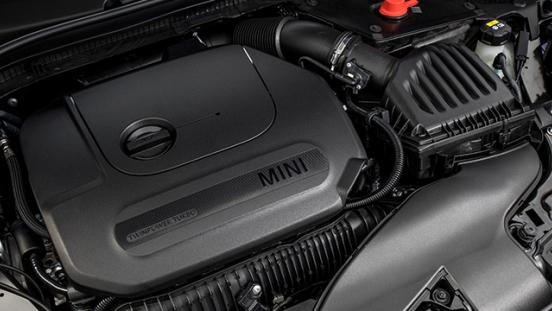 MINI Cooper Convertible 2018 engine
