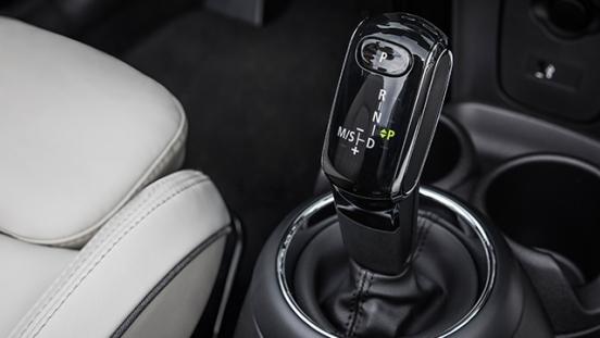 MINI Cooper Convertible 2018 gear shift knob
