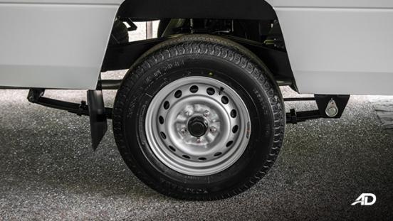 Mitsubishi L300 exterior wheels philippines