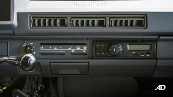 Mitsubishi L300 interior head unit philippines