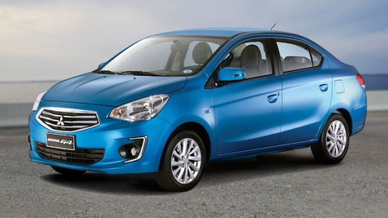 Mitsubishi Mirage G4 2018 brand new