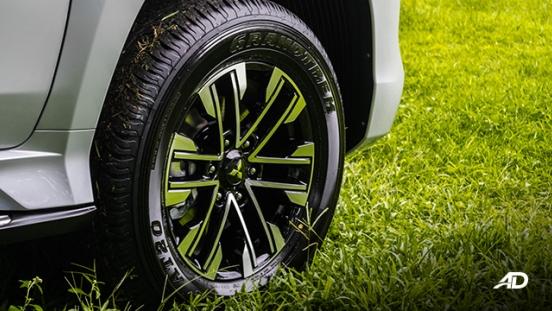 montero sport exterior wheels