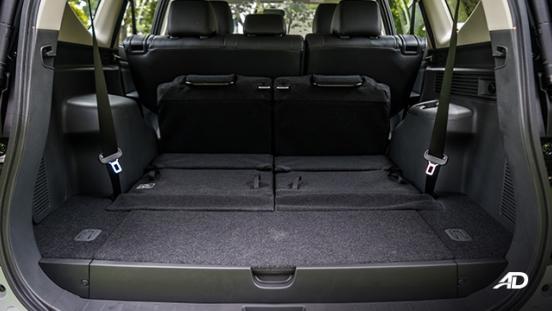 montero sport interior trunk philippines