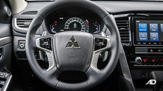 montero sport steering wheel