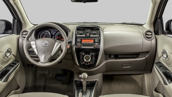 Nissan Almera 2018 Philippines interior