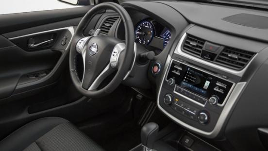 Nissan Altima 2018 Philippines interior