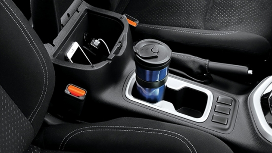 Nissan Navara  cup holder
